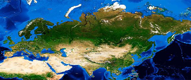 Большое евразийское партнерство: проект, встречный Транстихоокеанскому партнерству