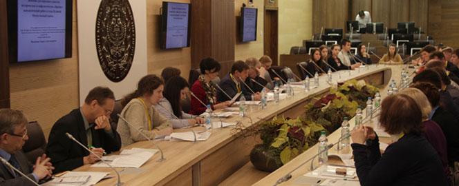 Стенограмма заседания круглого стола «Значение Победы в Великой Отечественной войне для национального самопознания народов стран евразийской интеграции»